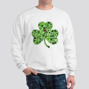 Irish Shamrock of Shamrocks for St. Pat Sweatshirt